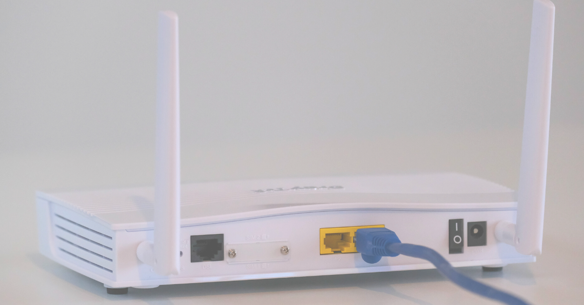 how to bypass router and how to power cycle internet equipment