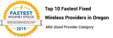 webformix award for oregon internet service